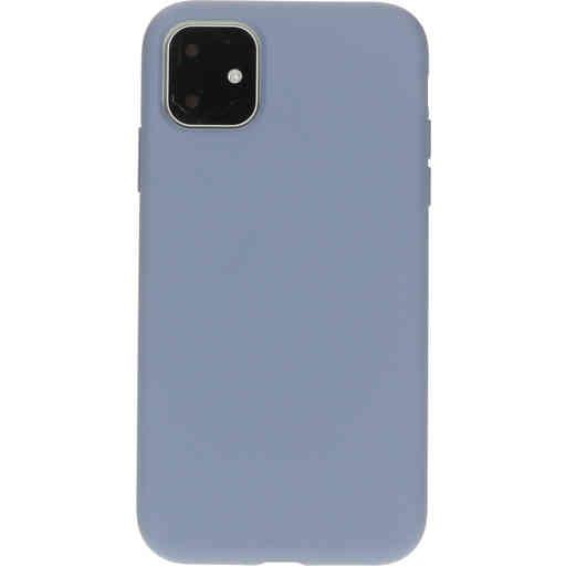 Silicone Cover  - Flexibele softcover met een fluweelzachte binnenvoering in diverse kleuren