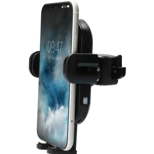 Wireless Car Holder  - De telefoon veilig op een vaste plaats én supersnel draadloos opladen in 1